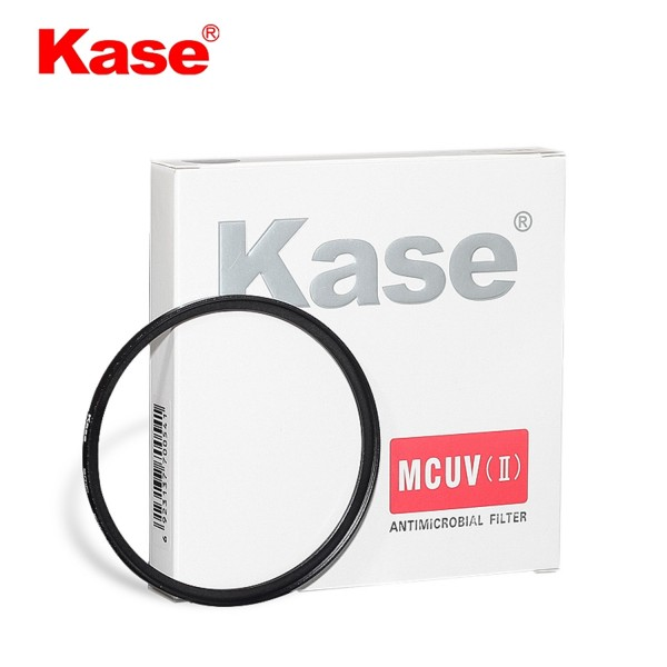 Kase anti microbial UV protection filter
