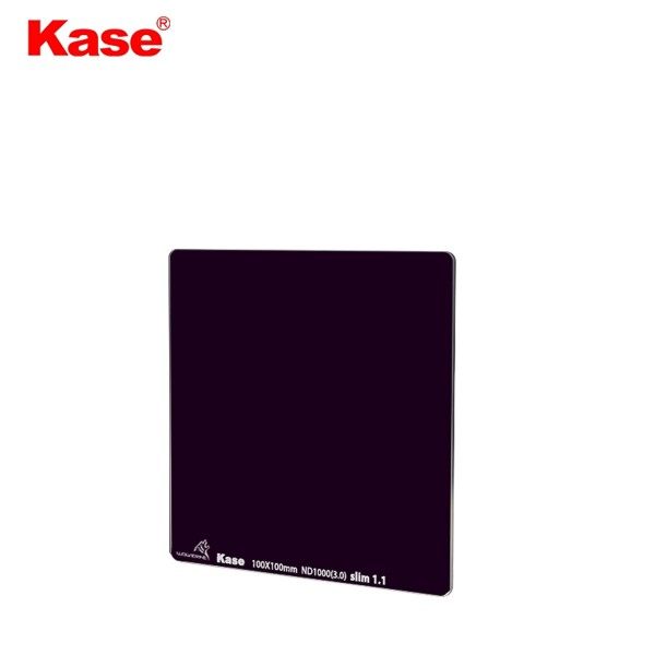 KaseFilters SLIM Wolverine K100 ND1000 / ND 3.0 (100x150mm)