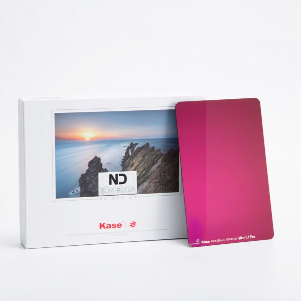 KaseFilters SLIM Wolverine K100 ND 64 / ND 1.8 (100x150mm)
