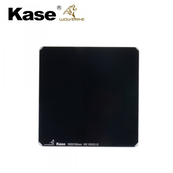 Kase Wolverine K100 ND64000 ND16 100x100mm