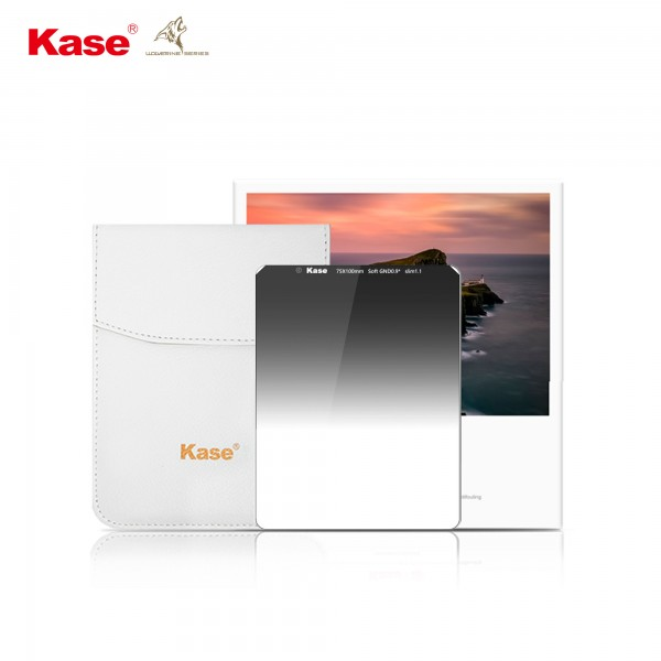 Kase SLIM Wolverine K75 Soft GND 0.9 75x100mm