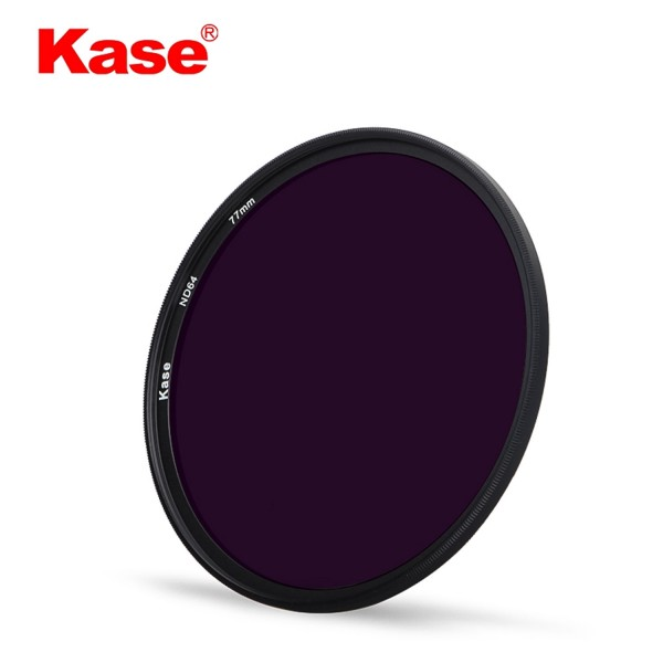 KaseFilters ROUND ND64 (6 stops / 6 stops)