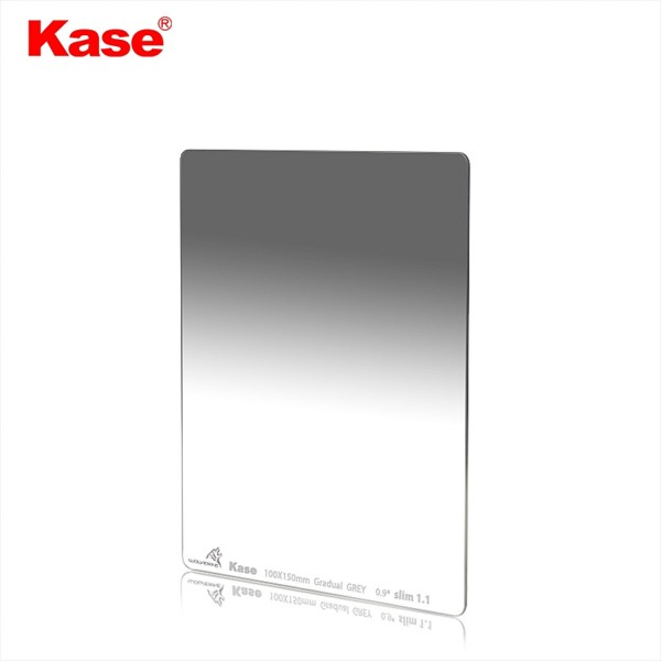 Kase SLIM Wolverine K100 Hard GND 0.9 100x150mm
