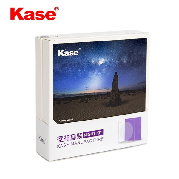 Kase Wolverine K100 Neutral Night Astro Set 100x100mm