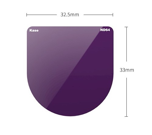Kase Rear ND8 Filter for Canon 11-24mm F4