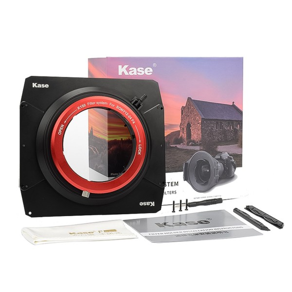 Kase K150II Filter Holder for Sony FE 12-24mm F4 G