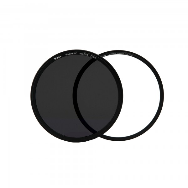 KaseFilters ROUND ND8 magnetic ND filter (3 stops)